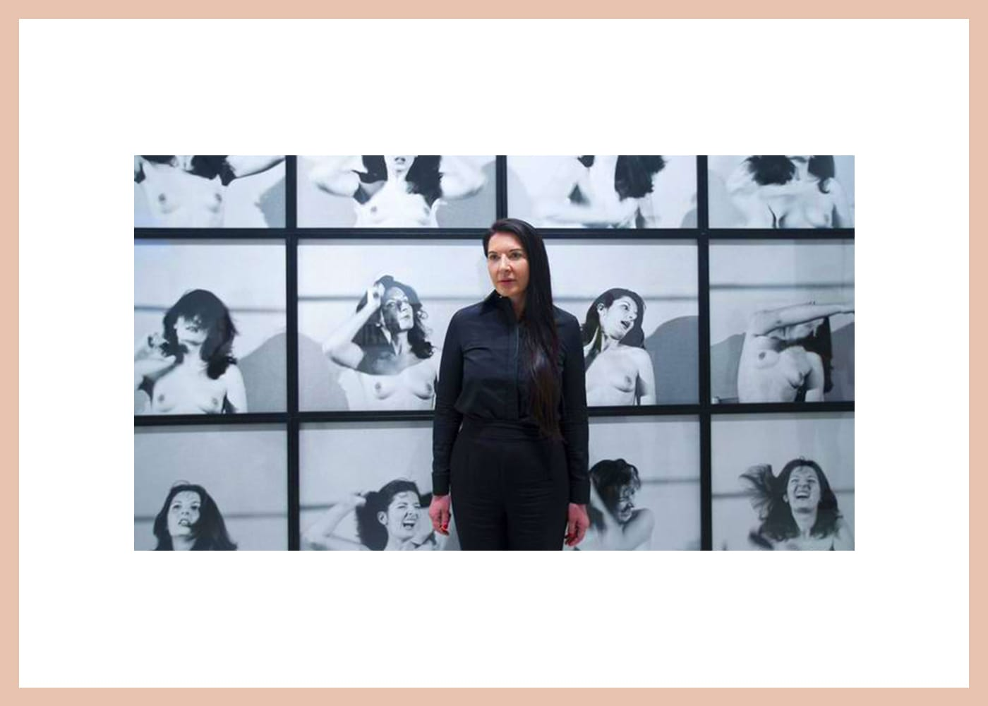 marina abramović the cleaner 2018
